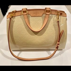 Louis Vuitton monogram vernis handbag